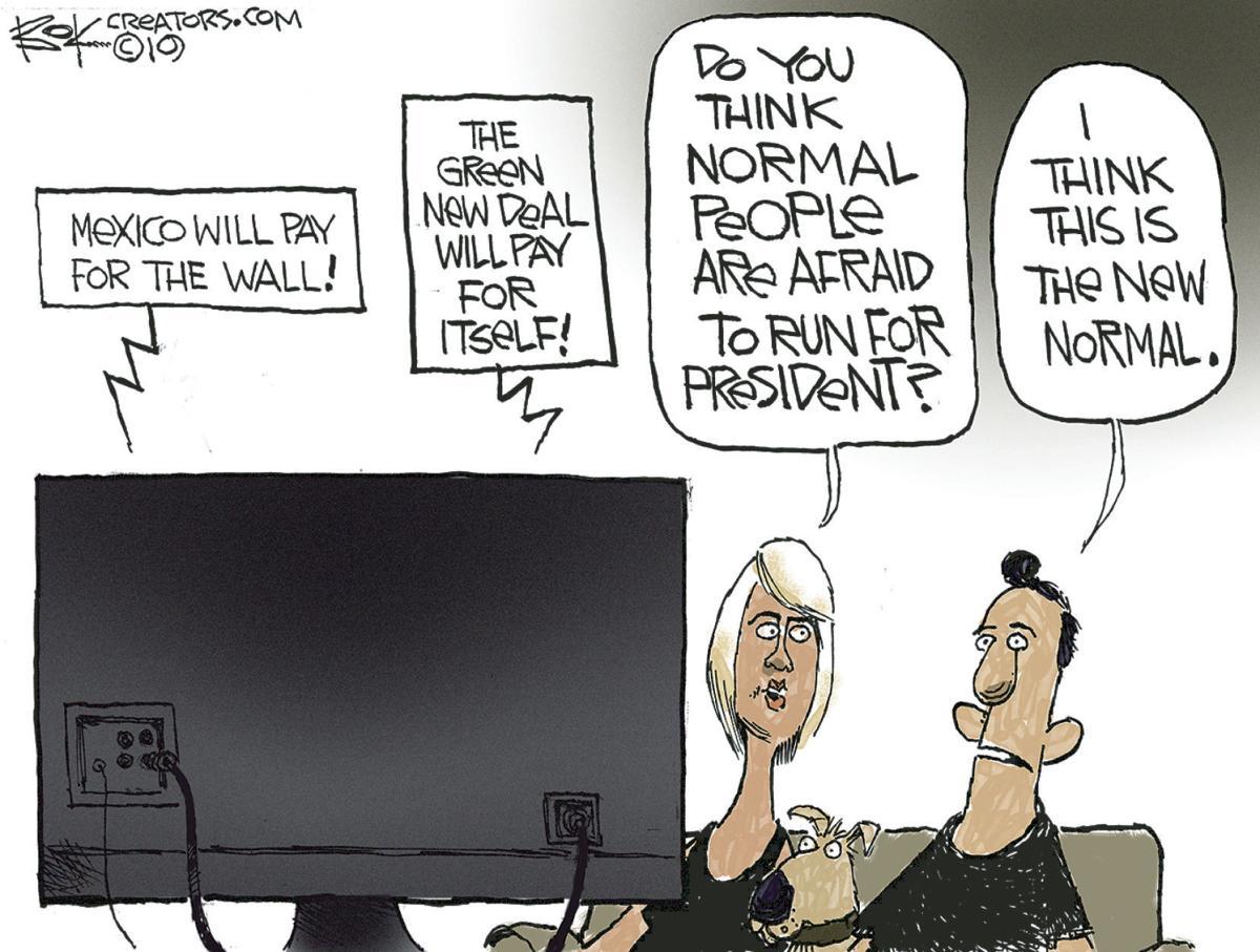 Editorial Cartoon, Sept. 19, 2019