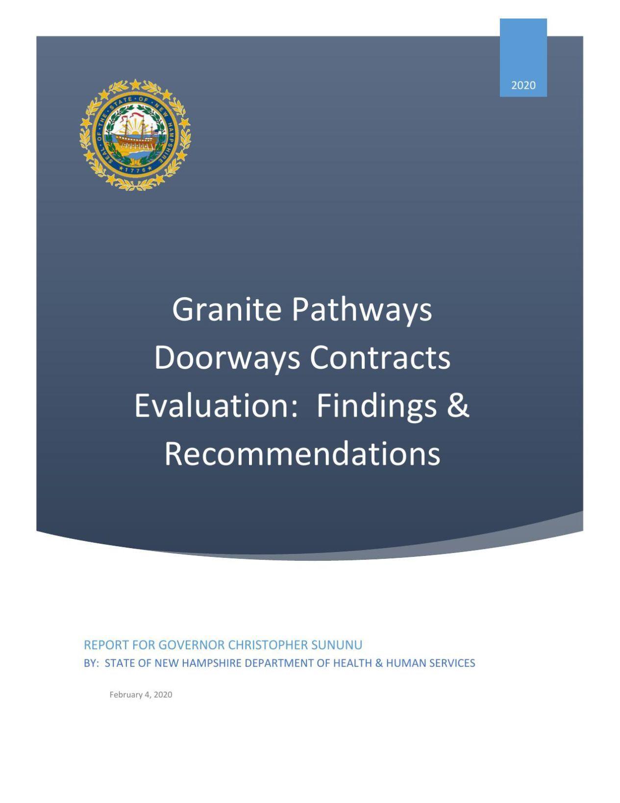 DHHS Doorway review