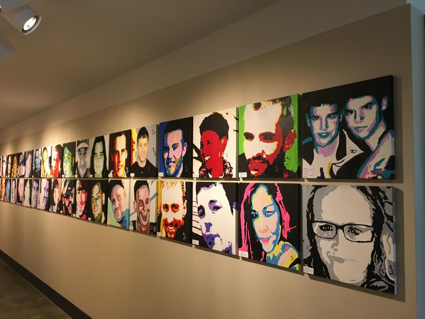 'Angels of Addiction' exhibit