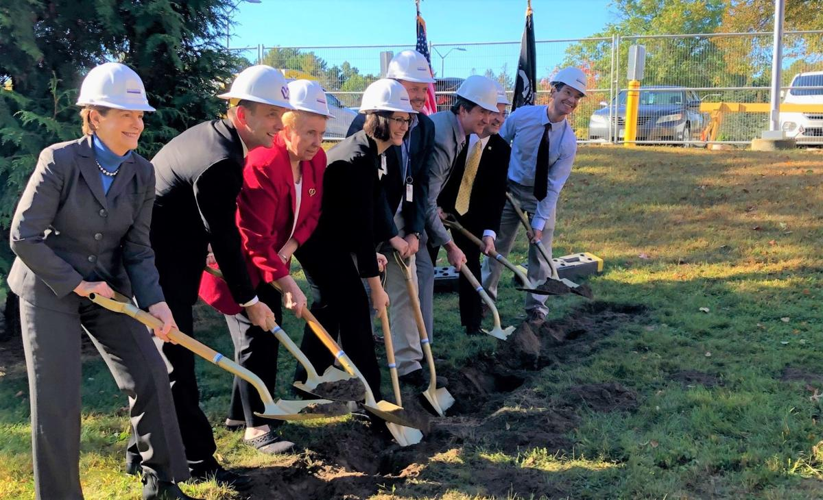 Officials break ground at new Manchester VA Medical Center addition
