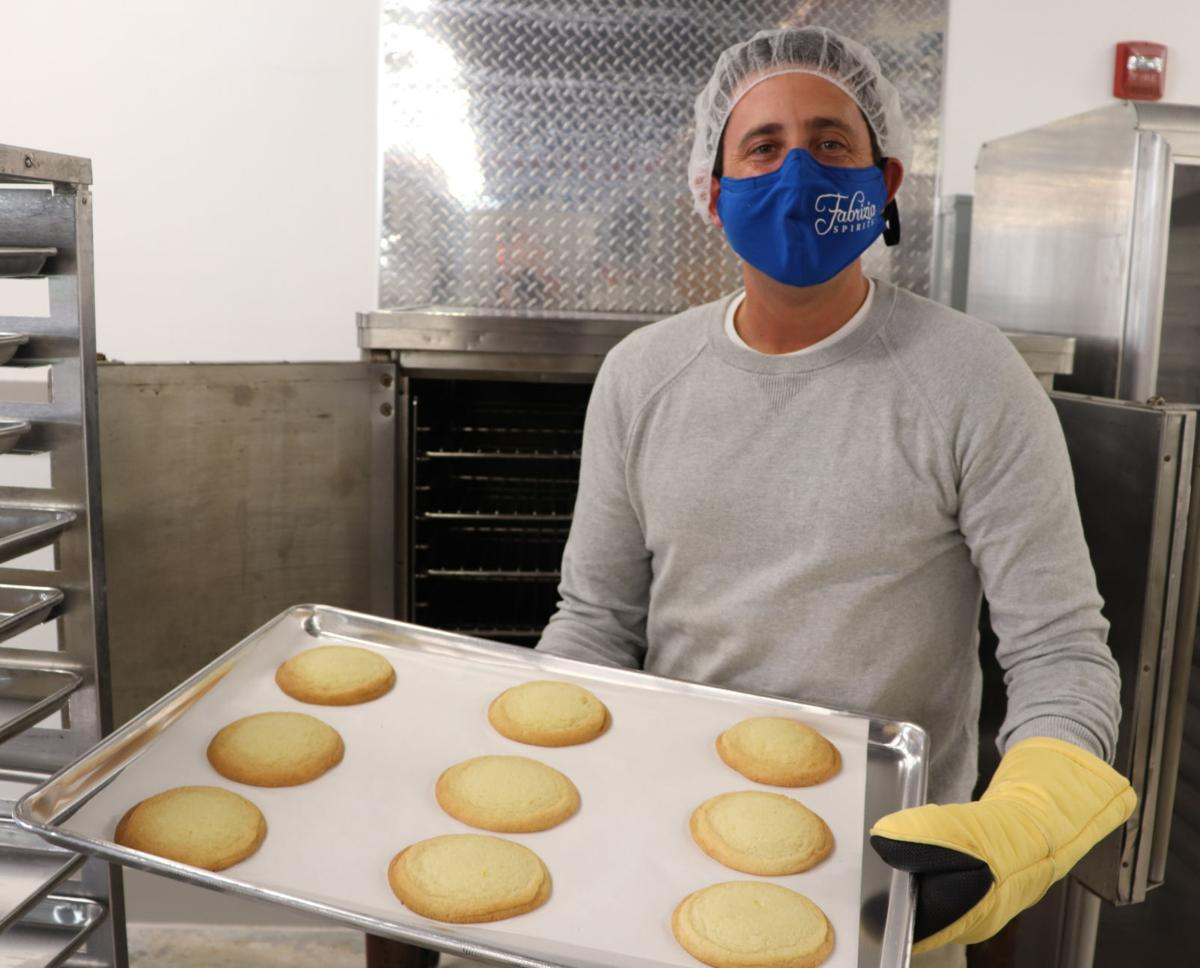 Phil Mastroinanni of Fabrizia Lemon Baking Company