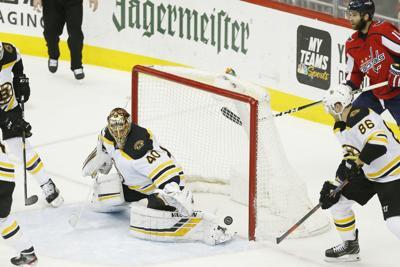 NHL: Boston Bruins at Washington Capitals