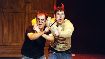 'Potted Potter' antics in Concord