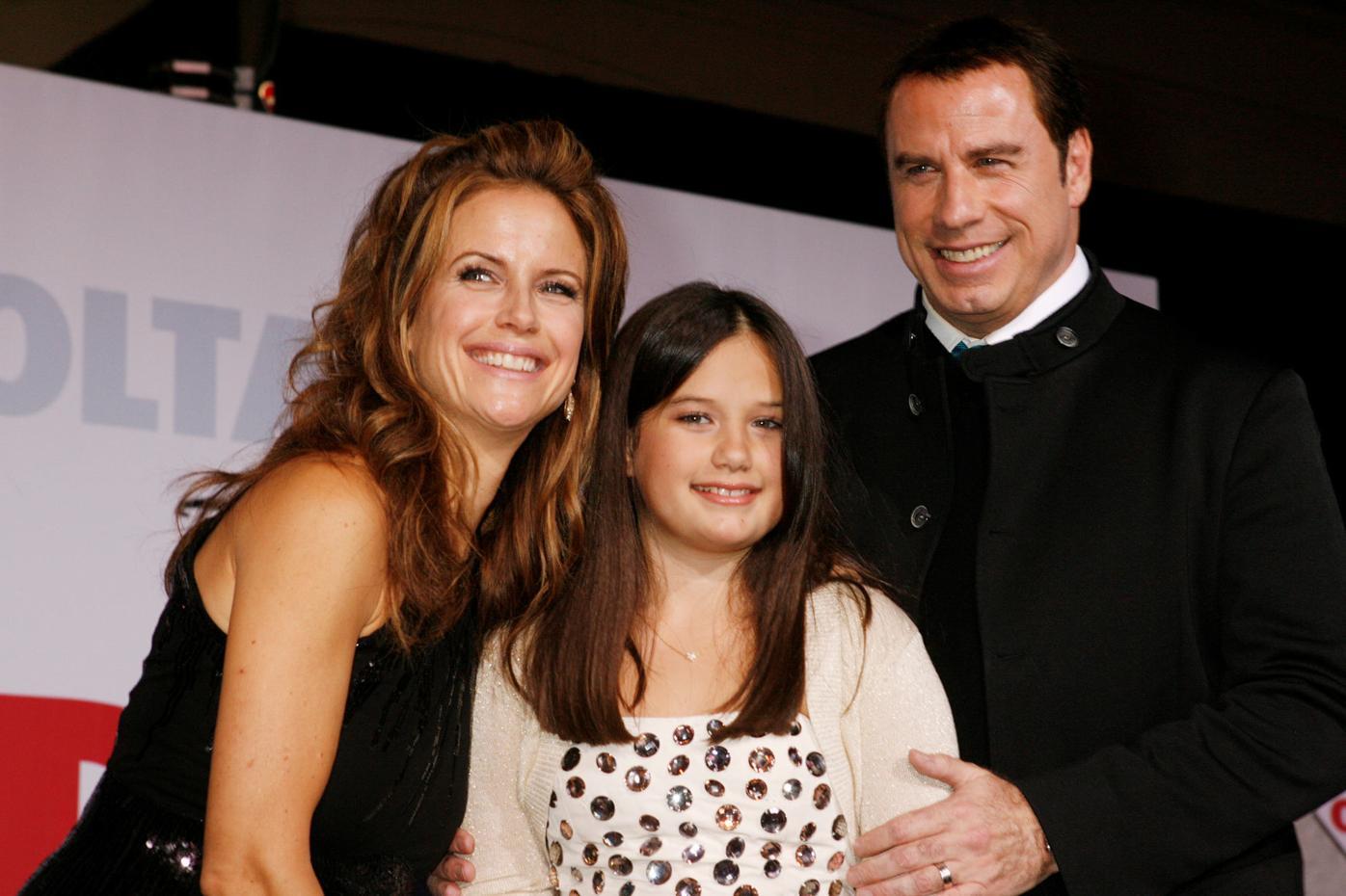 Actress Kelly Preston Wife Of John Travolta Dies At 57 Back Page Unionleader Com