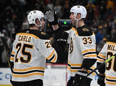 NHL: Boston Bruins at Anaheim Ducks