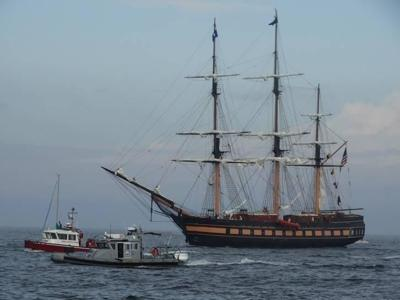 Tall Ships to make stop in Portsmouth next week