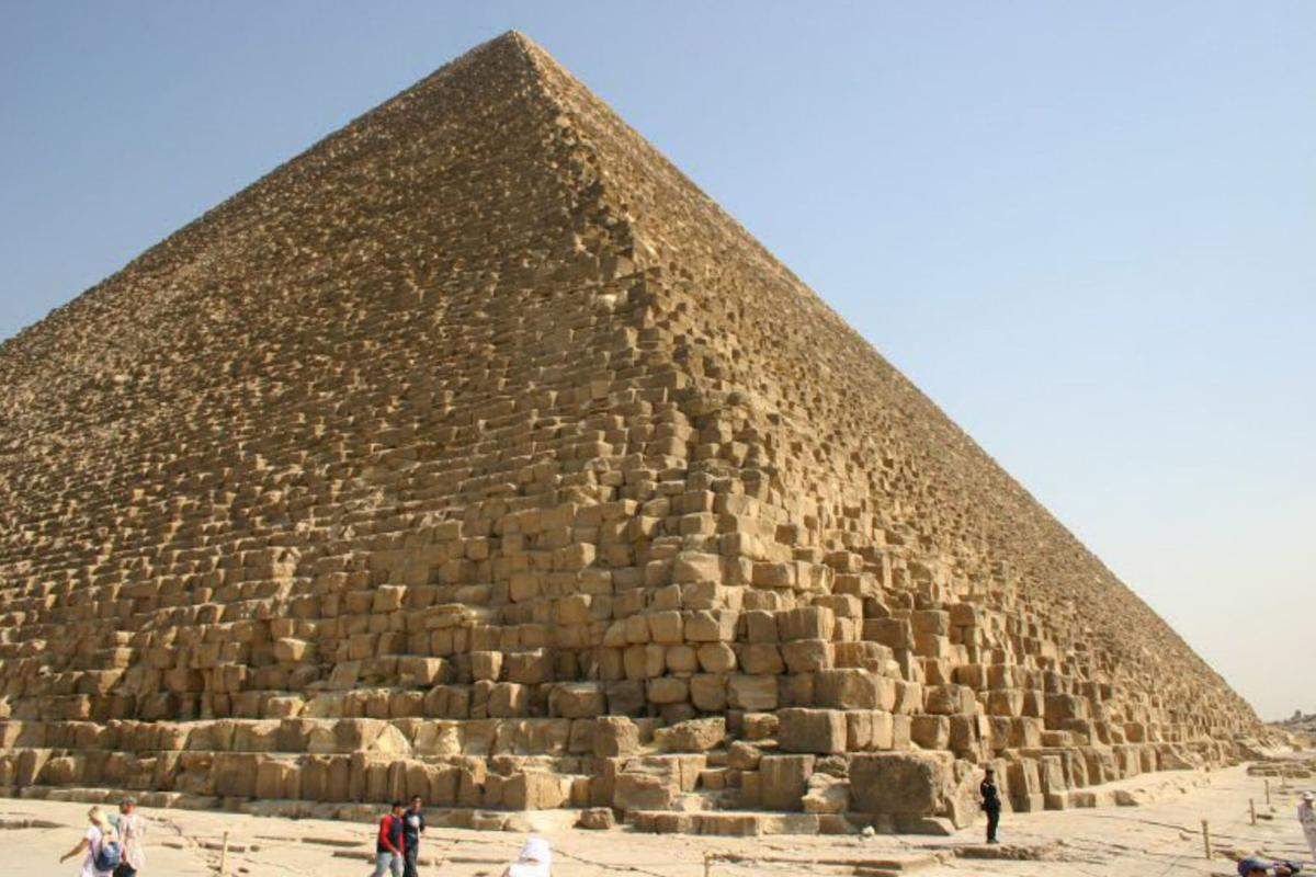 Great Pyramid of Kheops