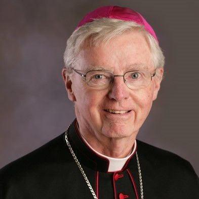 Bishop John B. McCormack