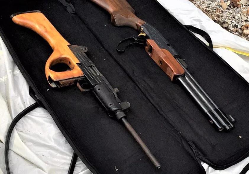 Nashua man, Dracut woman linked to massive firearms theft