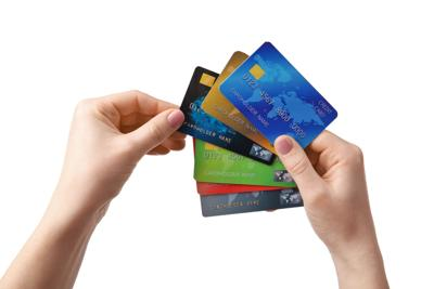 Travel card points