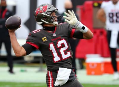 NFL: Atlanta Falcons at Tampa Bay Buccaneers
