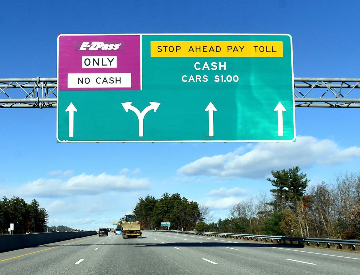 Construction of Hooksett toll plaza will close open-road
