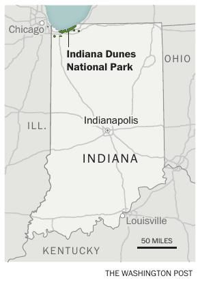 At new national park, satisfy your Indiana Jones in its temple of dunes