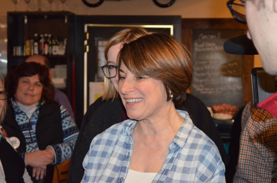 Klobuchar in NH to make a name for herself