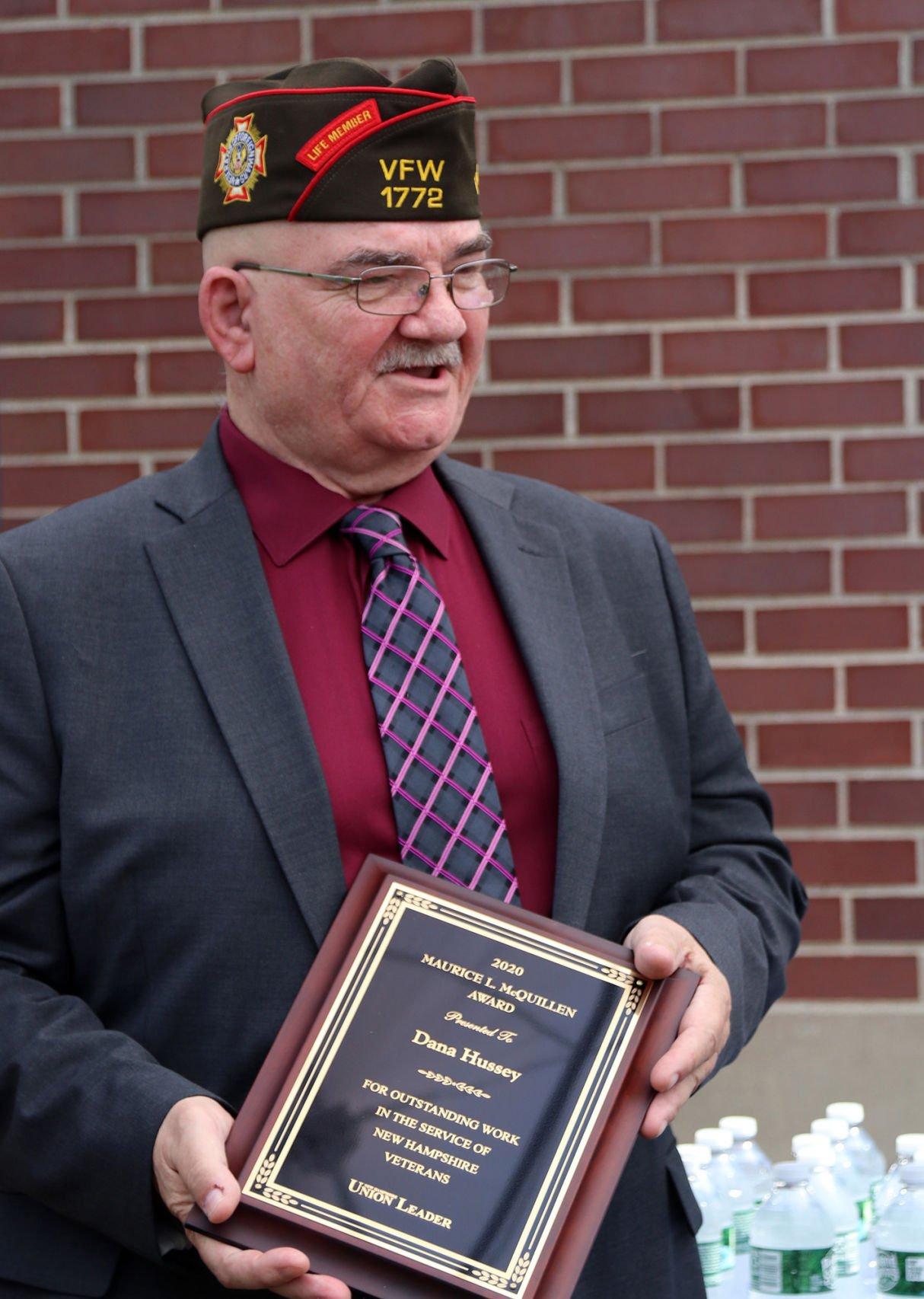 Maurice L. McQuillen Award