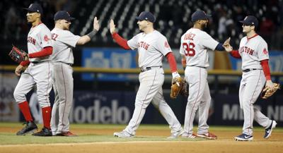 MLB: Boston Red Sox at Chicago White Sox