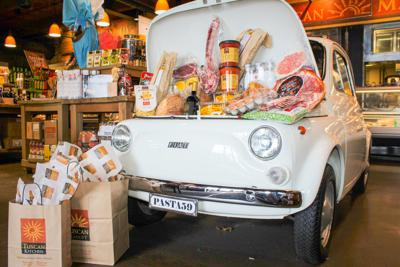Tuscan Market launches grocery delivery service