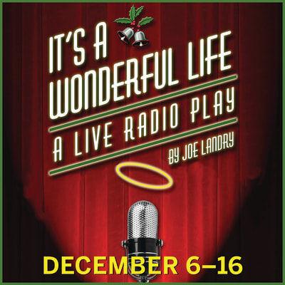 'It's a Wonderful Life' as a live radio play