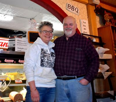 Rumney couple store owners