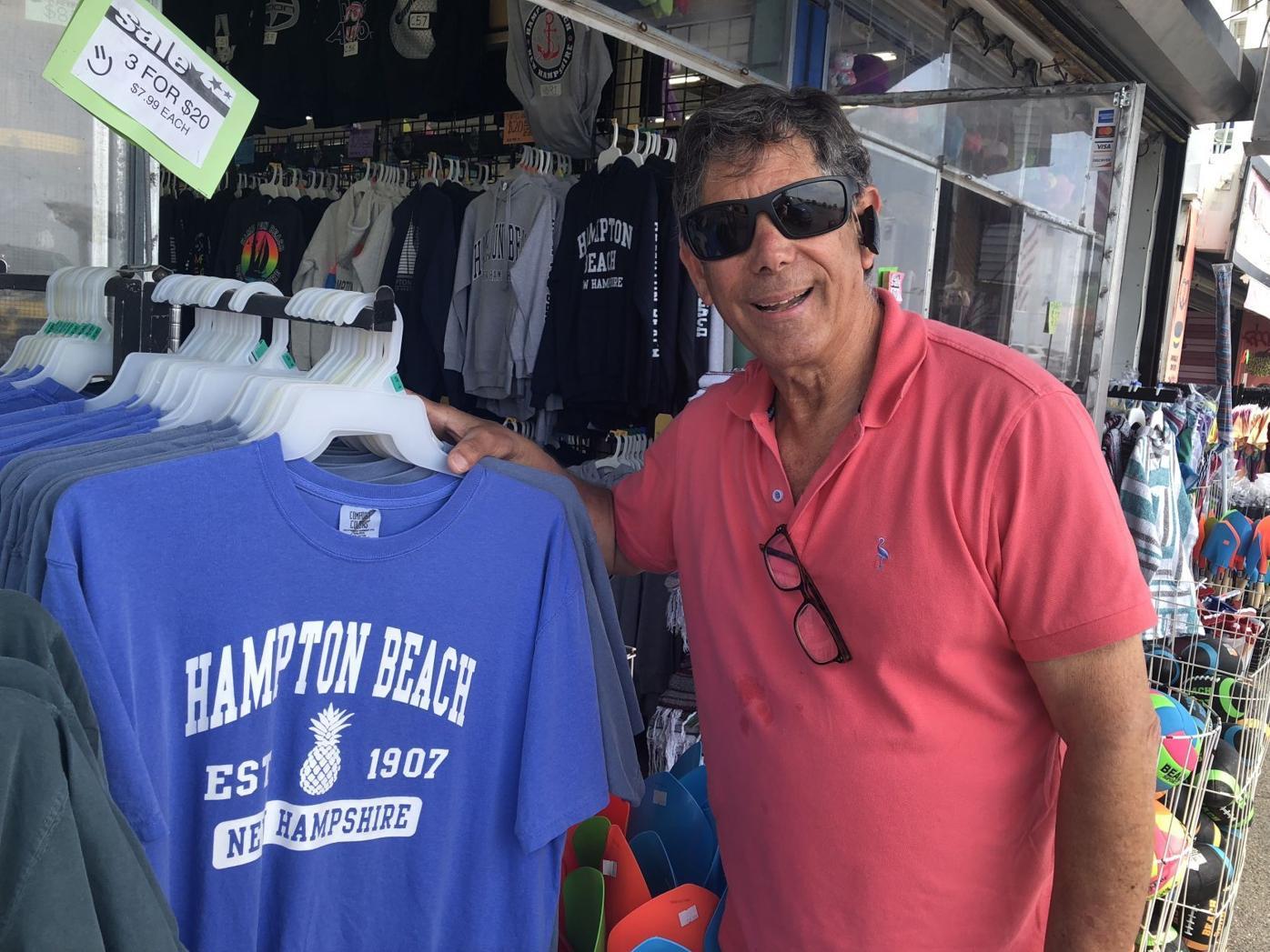 Shirts R' Us at Hampton Beach