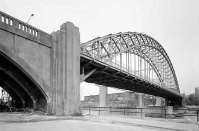Looking Back with Aurore Eaton: The Notre Dame Bridge — a Manchester icon