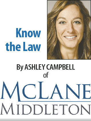 Know the Law Ashley Campbell