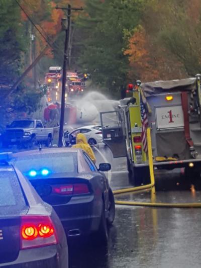 Keene wants $18K for 2017 propane accident; Dublin man blames driver, dog