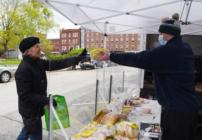 Farmers markets opening, hoping for a busy season through safe shopping experiences