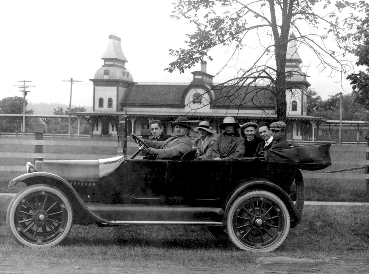 Conway Scenic Railroad - pic1