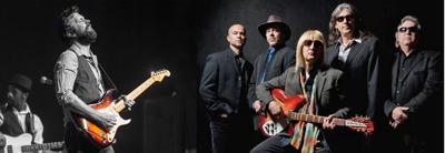 Petty and Clapton tribute bands at Plymouth's Flying Monkey