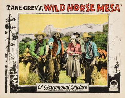'Wild Horse Mesa'