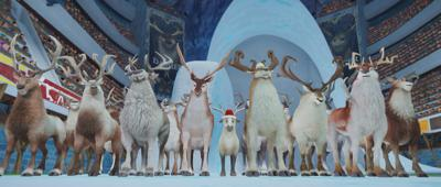 Elliot: The Little Reindeer screens in Jaffrey