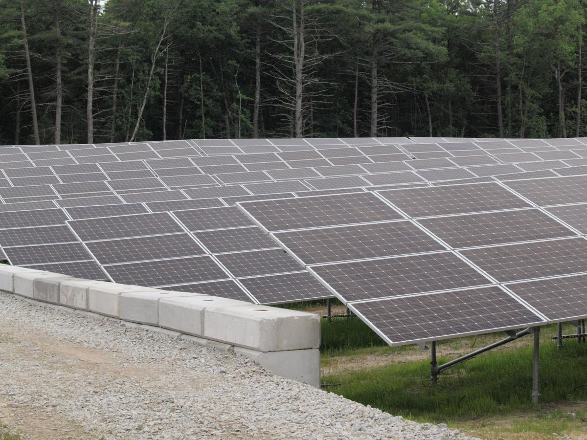 City-owned buildings could soon see solar arrays in Nashua | Local