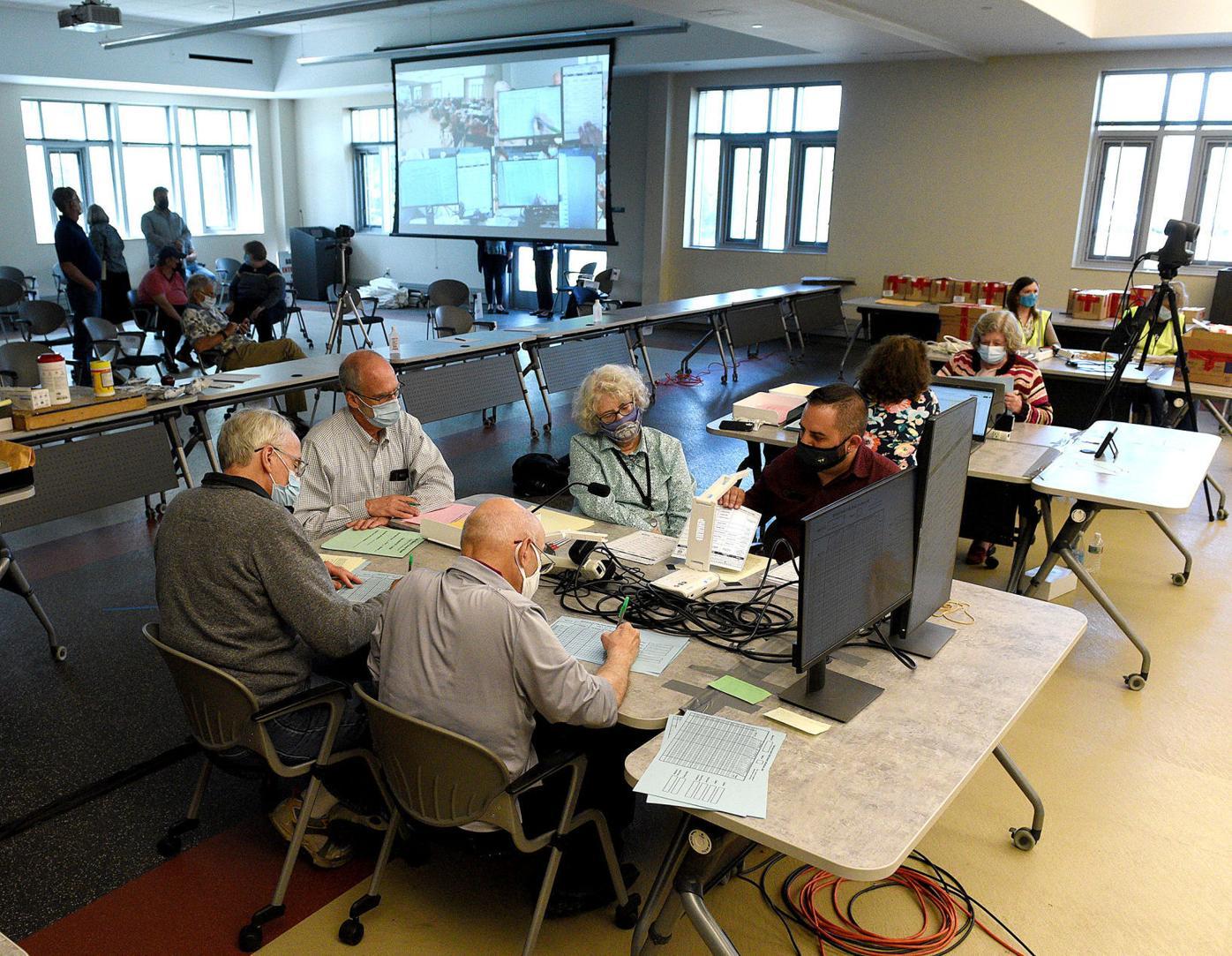 Windham election audit
