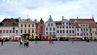 For Nordic charm across the Baltic Sea, try Tallinn