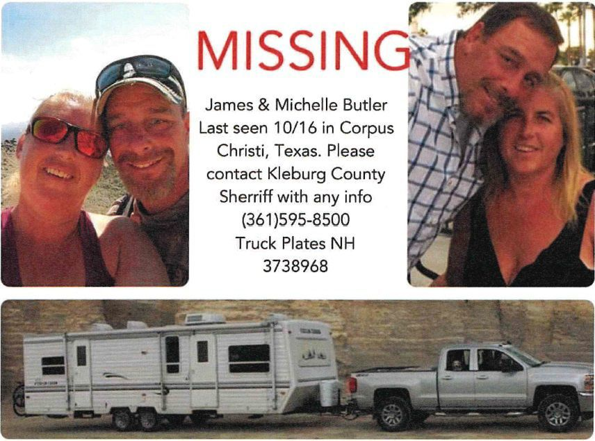 Missing Rumney couple