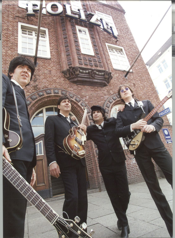 Beatle tribute