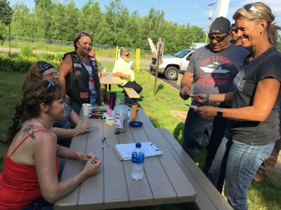 Thousands of bikers head north to Ride for the Fallen 7
