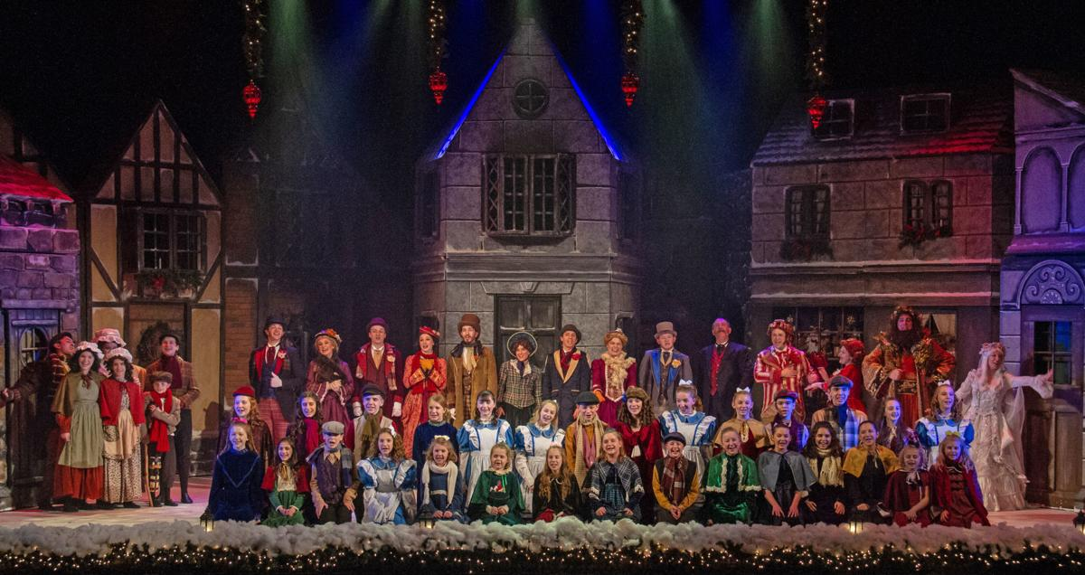 'A Christmas Carol' is beloved tradition at Palace Theatre