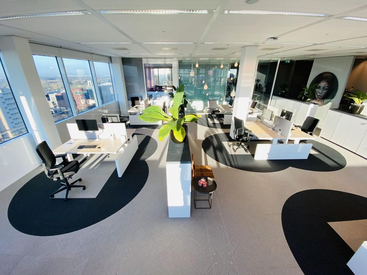 What offices might look like post-COVID?