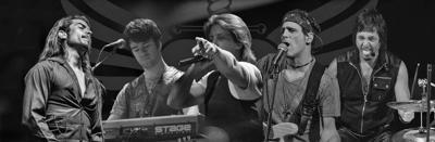 Bon Jovi tribute band Wanted DOA in NH