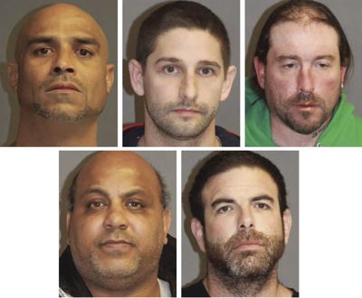 Nashua Granite Shield arrests