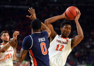NCAA Basketball: Final Four-Semifinals-Virginia vs. Auburn