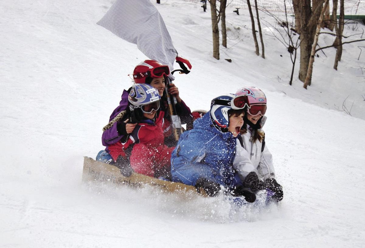 Winter Notes: Snow-centric events for February school breaks