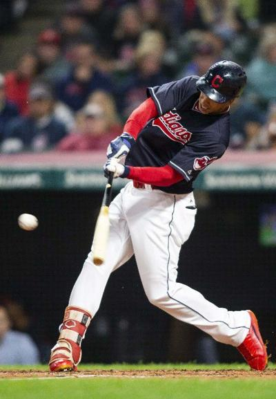 Brantley lifts Indians past Red Sox in 11 innings