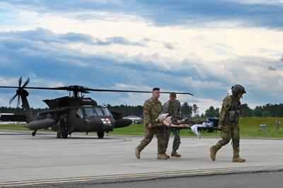 National Guard prepares for deployment