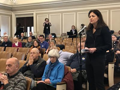 Kelly Ayotte testifies on death penalty