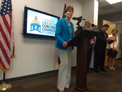 Shaheen says anti-robocall reform should be on the way