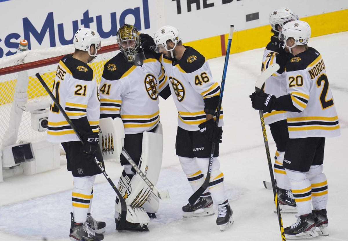NHL: Stanley Cup Playoffs-Boston Bruins at Tampa Bay Lightning