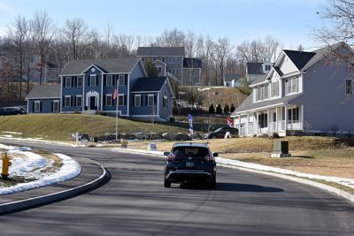 Housing - new homes hillside